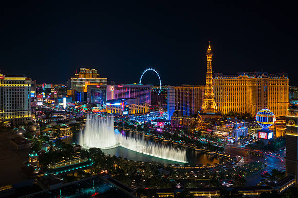Las Vegas is the best destination for bachelor party in usa