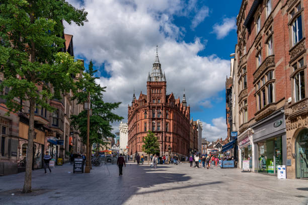 Nottingham is considered best party destination of united kingdom