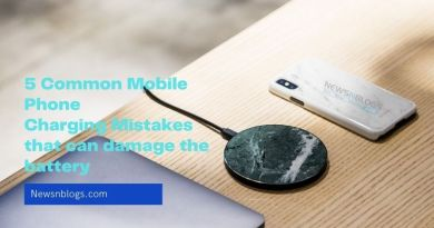 5 Common Mobile Phone Charging Mistakes that can damage the battery