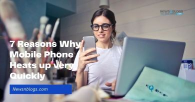 7 Reasons Why Mobile Phone Heats up very Quickly