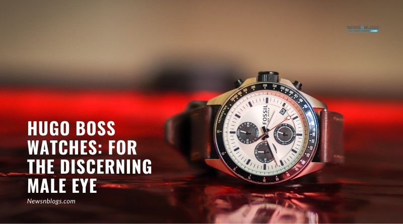 Hugo Boss Watches_ For the Discerning Male Eye