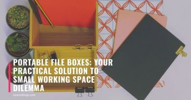 Portable File Boxes_ Your Practical Solution to Small Working Space Dilemma