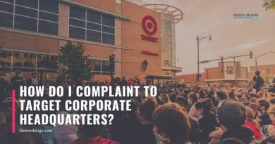 How do I Complaint to Target Corporate Headquarters