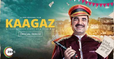 Kaagaz Upcoming Bollywood movie of Pankaj Tripathi