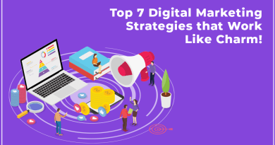 Top 7 Best Digital Marketing Strategies that Work Like Charm