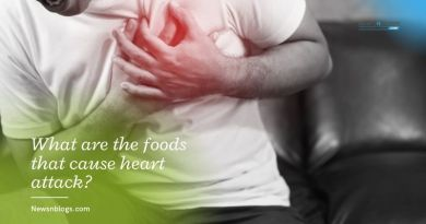 What are the foods that cause heart attack?