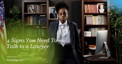 4 Signs You Need To Talk to a Lawyer