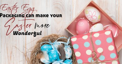 Easter Egg Packaging can make your Easter more Won