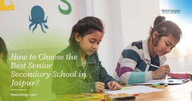 How to Choose the Best Senior Secondary School in Jaipur?