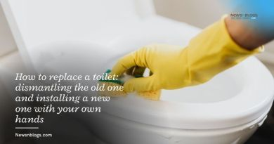 How to replace a toilet: dismantling the old one and installing a new one with your own hands