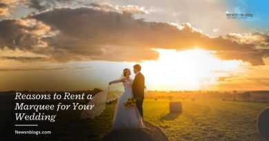 Reasons to Rent a Marquee for Your Wedding