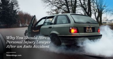 Why You Should Hire a Personal Injury Lawyer After an Auto Accident