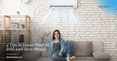 4 Tips to Lower Your AC Bills and Save Money