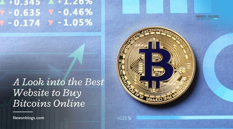 A Look into the Best Website to Buy Bitcoins Online