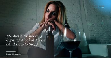 Alcoholic Answers: 5 Signs of Alcohol Abuse (And How to Stop)