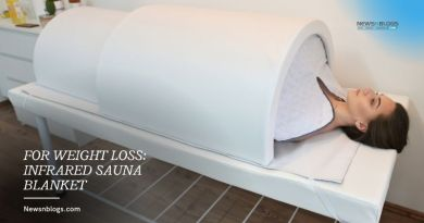 FOR WEIGHT LOSS: INFRARED SAUNA BLANKET