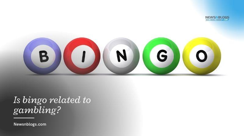 Is bingo related to gambling?