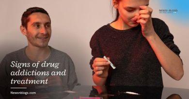 Signs of drug addictions and treatment
