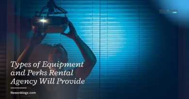 Types of Equipment and Perks Rental Agency Will Provide