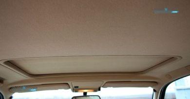4 Benefits of Replacing Car Roof Headliner