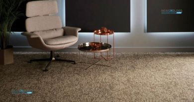 Health Benefits of Carpet Tiles and Allergies