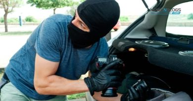 5 Best Vehicle Theft Prevention Tips