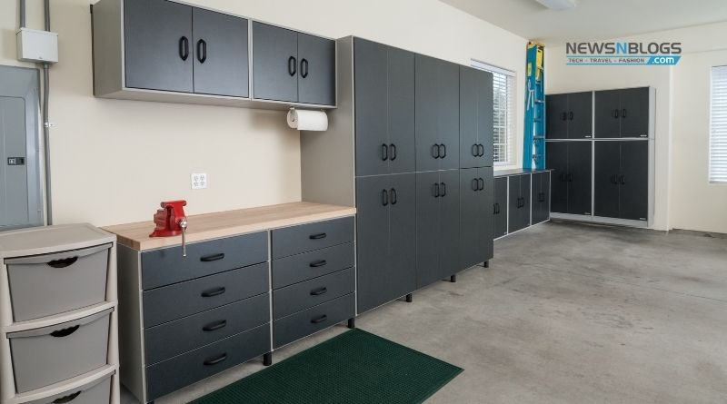 Drawer Storage Solutions for Small Garages