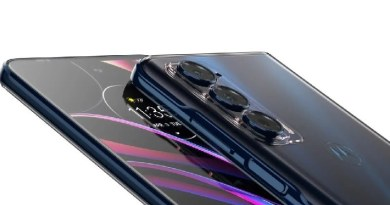 Motorola Edge (2021) display, battery and other features