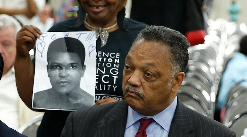 Reverend Jesse Jackson is vaccinated and is an active advocate for COVID-19 vaccines