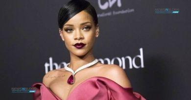 Rihanna became the first billionaire female musician