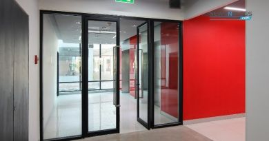 Tips to design sliding door for office partition