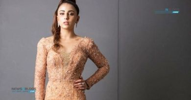 Ushna Shah tests positive for Covid-19 even after mandatory doses of vaccine