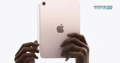 Apple unveils new iPad mini with breakthrough performance in stunning new design