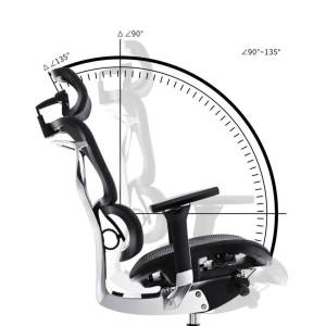 You need to buy an ergonomic chair from Office Chair Factory to derive the benefits