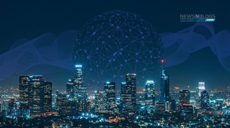 Sprawling Smart City Development