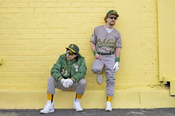Lonely Island Netflix' Bash Brothers Experience