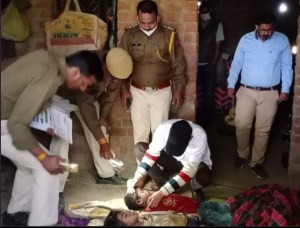 Father kills 4 children commits suicide in Rajasthan Banswara