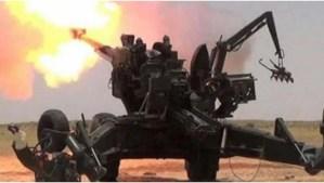 Pokhran Firing Range Explodes