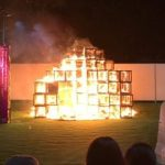 《動画入手》【5歳男の子死亡】事故後も学祭を続け打ち上げ花火《日本工業大学》