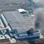 【鎮火】速報:アスクル倉庫 5日間燃え続け ようやく鎮火!火災原因は?