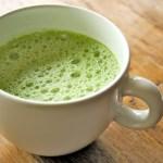森泉のお好みドリンク「しそミルク」味は抜群!花粉対策・ダイエット効果も?