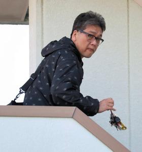 【画像出典:朝日新聞デジタル】渋谷恭正容疑者