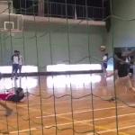 【バカッター】学校名は? 動画:男性教諭が故意に繰り返しボールをぶつける