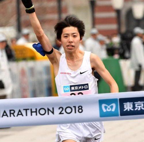 設楽悠太選手!東京マラソンで日本新記録