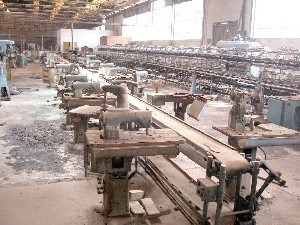 mismanaged Ghanaian factories