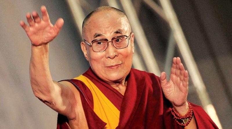 तिब्बती धर्मगुरु दलाई लामा