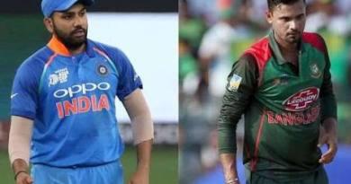 भारत-बांग्लादेश क्रिकेट मैच