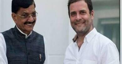मदन मोहन झा को बिहार कांग्रेस का नया अध्यक्ष बनाया गया