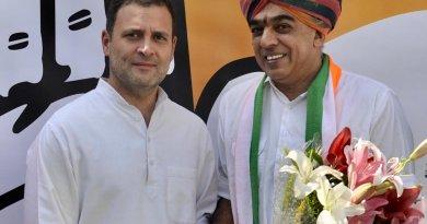 विधानसभा चुनाव से पहले राजस्थान बीजेपी को झटका लगा है। जसवंत सिंह के बेटे मानवेंद्र सिंह ने कांग्रेस में शमिल हो गए हैं।