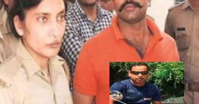 विवेक को गोली मारने के बाद तीन दिन में आरोपी कॉन्सटेबल की पत्नी राखी के खाते में 5 करोड़ रुपये जमा हो गये हैं